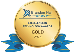 Brandon Hall Exellence in Technology Award