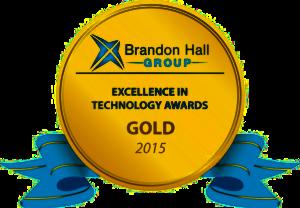 Brandon Hall Exellence in Technology Award